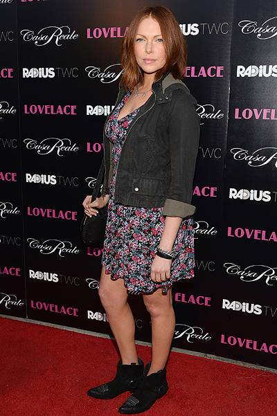 "Premiere Of RADiUS-TWC's ""Lovelace"" - Arrivals"