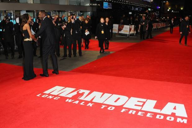 "The Royal Film Performance Of ""Mandela: Long Walk To Freedom"" - Red Carpet Arrivals"