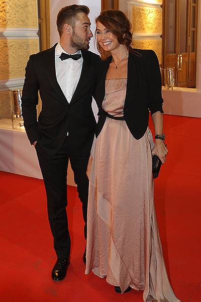 962881 09/21/2011 Singer Zhanna Friske and a companion attend the GQ Man of the Year gala awards ceremony. Iliya Pitalev/RIA Novosti Featuring: Zhanna Friske Where: Moscow, Russia When: 21 Sep 2011 Credit: WENN.com **Not available for use anywhere**