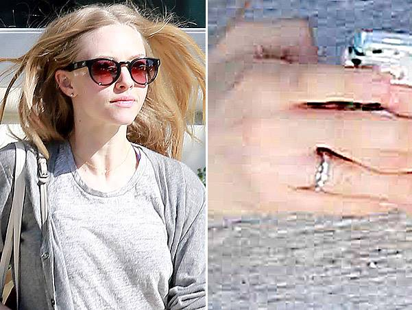 *EXCLUSIVE* Amanda Seyfried and a male friend : Lunch Date at Oceana Beach Hotel