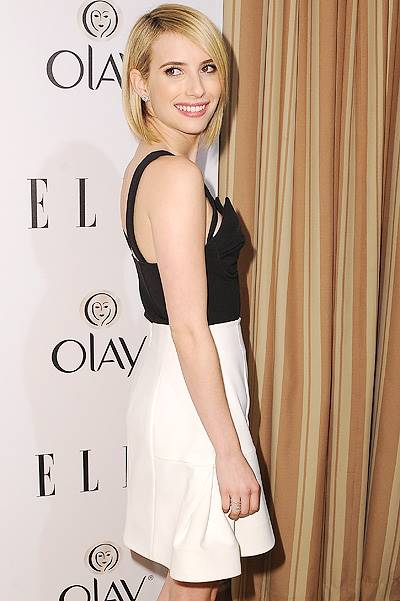 ELLE's Women In Television Celebration - Arrivals