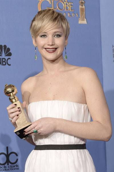 71st Annual Golden Globe Awards - Press Room