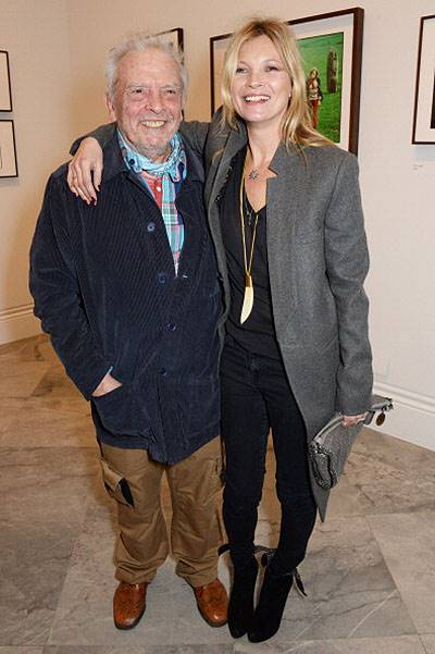 David Bailey: Bailey's Stardust - Private View - Inside