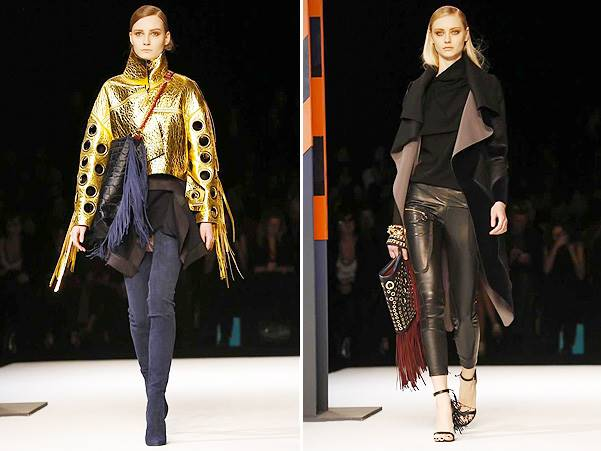 Just Cavalli Ready To Wear Collection Fall Winter 2014 Milan