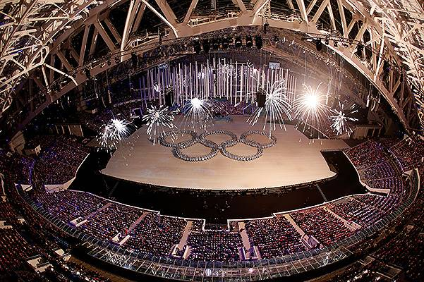 2014 Winter Olympic Games - Closing Ceremony