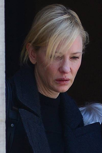 Celebrities attending Philip Seymour Hoffman's funeral in NY