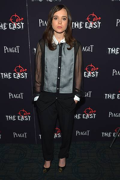 """The East"" New York Premiere - Arrivals"