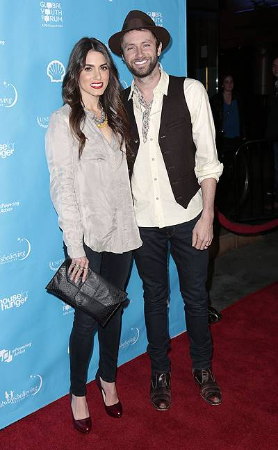 The 55th Annual GRAMMY Awards - mPowering Action featuring performances by Timbaland and Avicii at The Conga Room - Arrivals Featuring: Nikki Reed and Paul McDonald Where: Los Angeles, California, United States When: 08 Feb 2013 Credit: Brian To/WENN.com