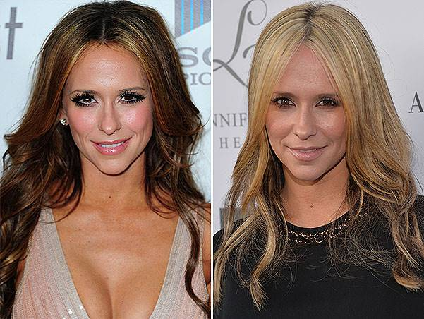 """A Pea In The Pod And Jennifer Love Hewitt Celebrate The Launch Of """"L By Jennifer Love Hewitt"""" - Arrivals"""