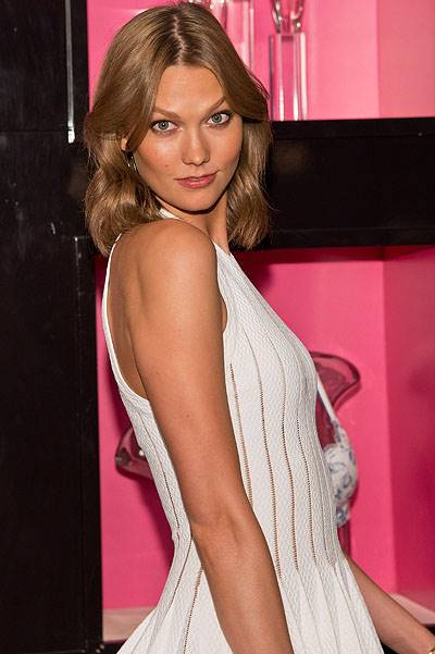 Victoria's Secret Angel Karlie Kloss Launches Heavenly