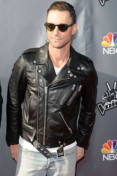 "Arrivals at NBC's ""The Voice"" Red Carpet Event"