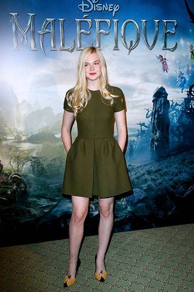 'Maleficent' Paris Photocall At Hotel Bristol In Paris