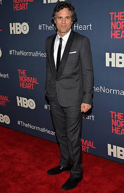 """""""The Normal Heart"""" New York Screening - Arrivals"""