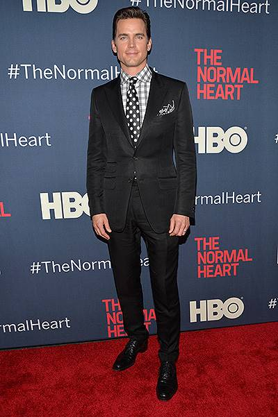 """The Normal Heart"" New York Screening - Arrivals"