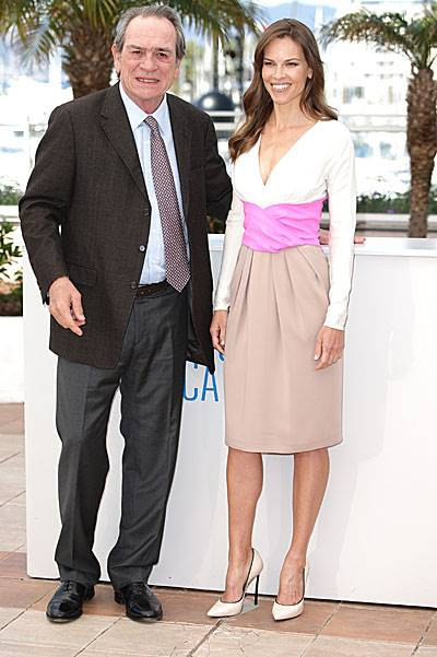 """""""The Homesman"""" Photocall - The 67th Annual Cannes Film Festival"""