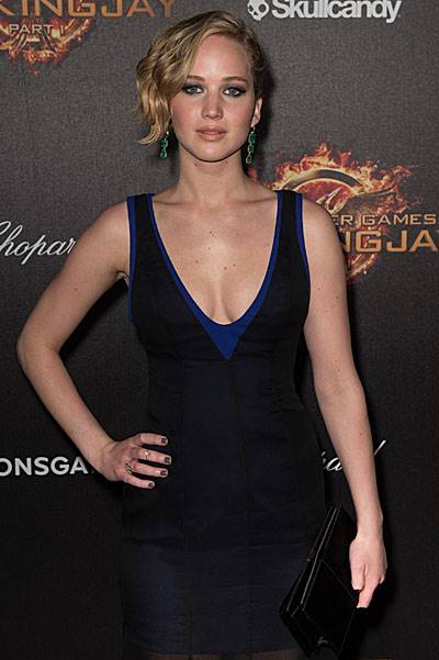 """The Hunger Games: Mockingjay Part 1"" Party - The 67th Annual Cannes Film Festival"