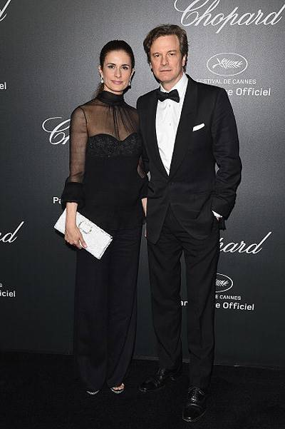 Chopard Backstage Arrivals - The 67th Annual Cannes Film Festival