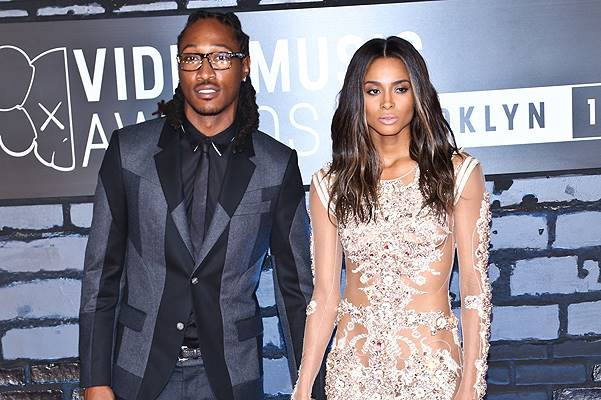 2013 MTV Music Awards held at the Barclays Center - ArrivalsFeaturing: Ciara,FutureWhere: New York, NY, United StatesWhen: 25 Aug 2013Credit: Andres Otero/WENN.com