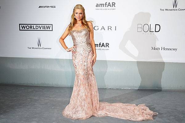 amfAR's 21st Cinema Against AIDS Gala, Presented By WORLDVIEW, BOLD FILMS, And BVLGARI - Red Carpet Arrivals