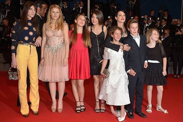 """""""Misunderstood"""" Premiere - The 67th Annual Cannes Film Festival"""