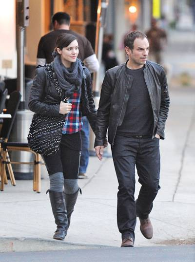 Katharine McPhee And Her Husband Eat And Shop In Studio City