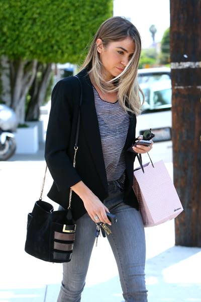Nikki Reed spotted leaving Andy LeCompte Salon Featuring: Nikki Reed Where: Los Angeles, California, United States When: 23 May 2014 Credit: Michael Wright/WENN.com