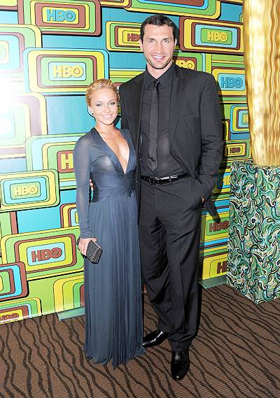 HBO's Post 2011 Golden Globe Awards Party - Arrivals