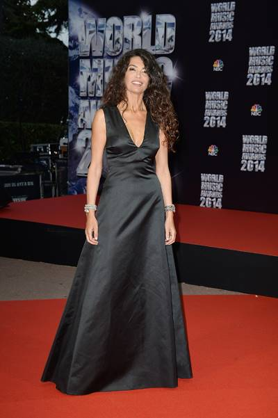 World Music Awards 2014 - Red Carpet Arrivals In Monte-Carlo