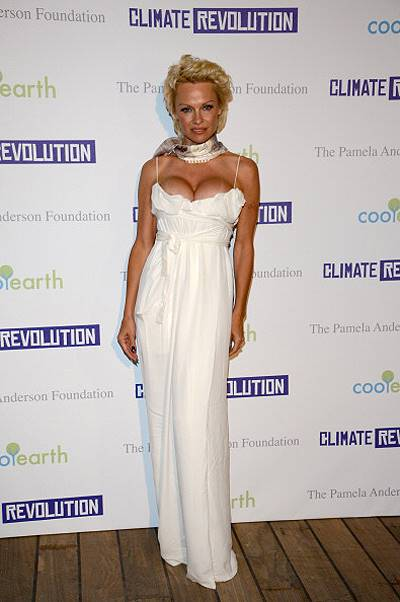 The Pamela Anderson Foundation Launch In Support Of Cool Earth At The Cannes Film Festival