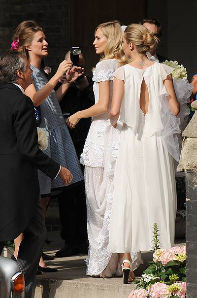 The Wedding Of Poppy Delevingne And James Cook