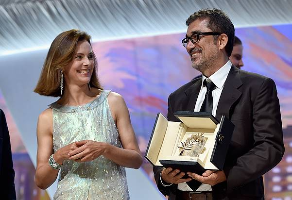 Closing Ceremony - The 67th Annual Cannes Film Festival