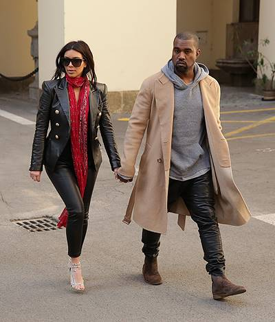 Kim Kardashian and Kanye West spotted out walking in Prague Featuring: Kim Kardashian,Kanye West Where: Prague, Czech Republic When: 30 May 2014 Credit: WENN.com **Not available for publication in Czech Republic and Slovakia**