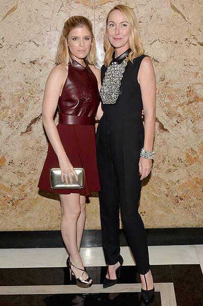 Gucci Beauty Launch Event Hosted By Frida Giannini