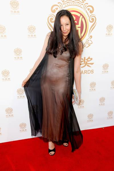 Hollywood Celebrities Honored At Huading Film Awards