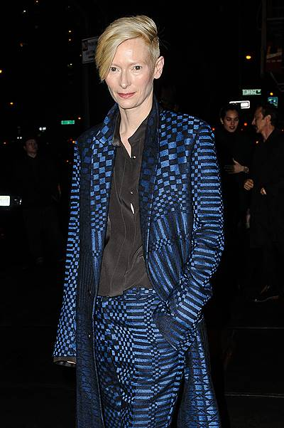 """Arrivals at the """"Only Lovers Left Alive"""" NYC Screening"""