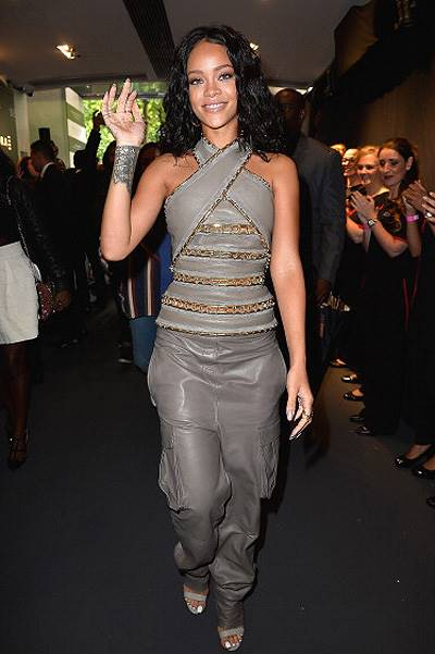 'Rogue by Rihanna' Launch At Sephora Champs Elysees International Flagship Store