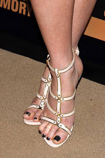 Macbeth opening night party at the Park Avenue Armory - Arrivals. Featuring: Kate Beckinsale's shoes Where: New York, New York, United States When: 05 Jun 2014 Credit: Joseph Marzullo/WENN.com