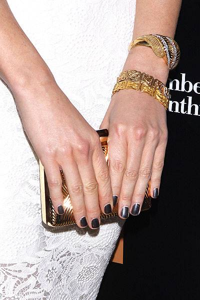 Macbeth opening night party at the Park Avenue Armory - Arrivals. Featuring: Kate Beckinsale's manicure Where: New York, New York, United States When: 05 Jun 2014 Credit: Joseph Marzullo/WENN.com
