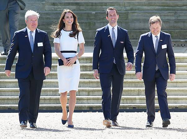 The Duchess Of Cambridge Visits The National Maritime Museum