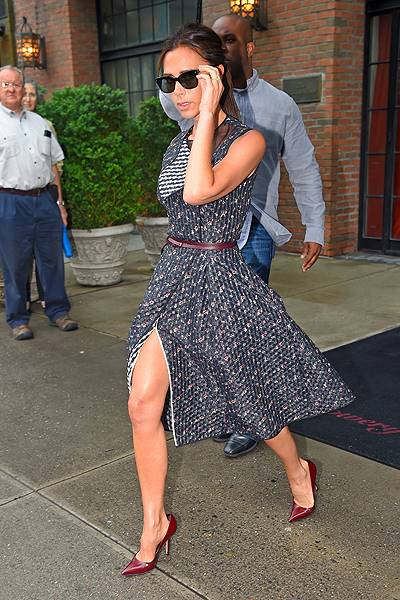 Victoria Beckham stuns on the streets of NY