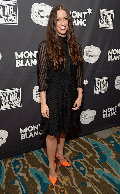 Montblanc Presents The 4th Annual Production Of The 24 Hour Plays In Los Angeles To Benefit Urban Arts Partnership