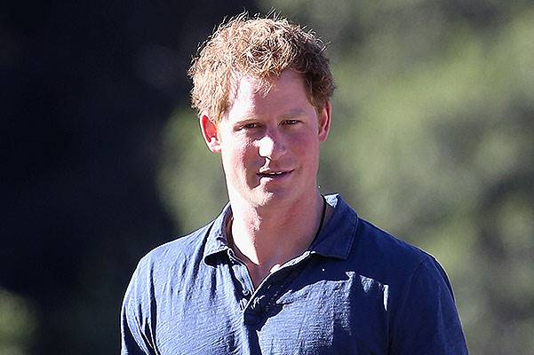 Prince Harry Visits Chile - Day 3