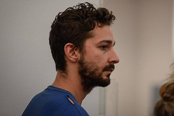 Shia LaBeouf Arraigned In Court