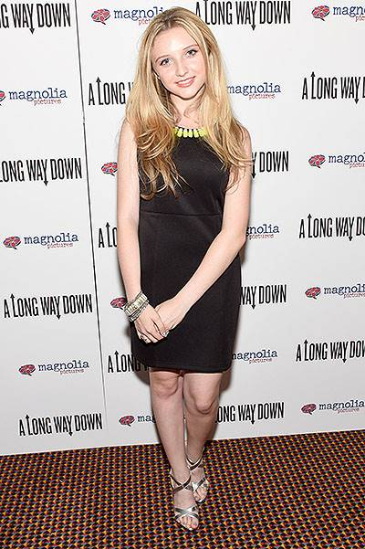 """A Long Way Down"" New York Premiere"