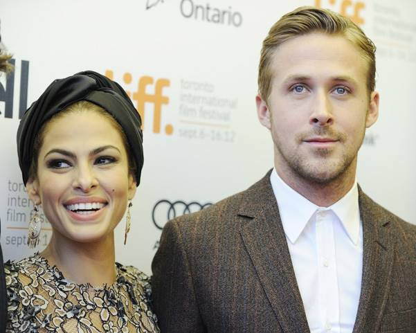 Eva Mendes and Ryan Gosling 2012 Toronto International Film Festival - 'The Place Beyond the Pines' - Premiere Toronto, Canada - 07.09.12 Credit:Dominic Chan/ WENN.com Featuring: Eva Mendes,Ryan Gosling When: 07 Sep 2012 Credit: WENN
