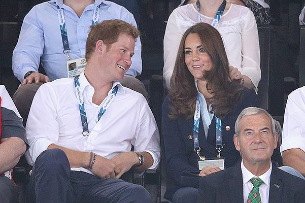 Royal Family & Celebrities At The 20th Commonwealth Games