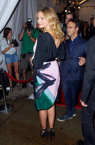 New York Premier of 'Sex Tape' at Regal Union Square in New York City - Arrivals Featuring: Cameron Diaz Where: New York City, New York, United States When: 14 Jul 2014 Credit: Alberto Reyes/WENN.com