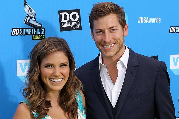 DoSomething.org And VH1's 2013 Do Something Awards Featuring: Sophia Bush,Dan Fredinburg Where: Los Angeles, California, United States When: 31 Jul 2013 Credit: FayesVision/WENN.com