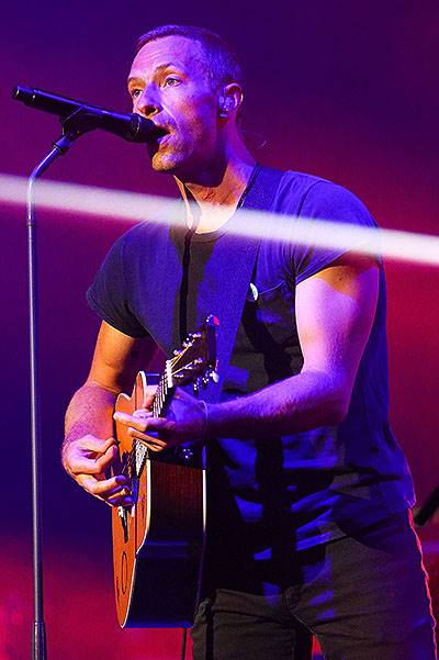 Coldplay Performs At Royce Hall