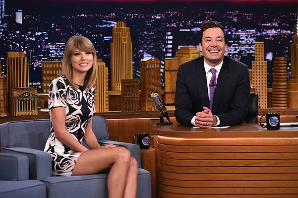 "Taylor Swift Visits ""The Tonight Show Starring Jimmy Fallon"""